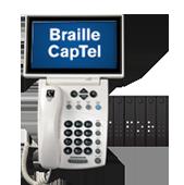 Braille CapTel
